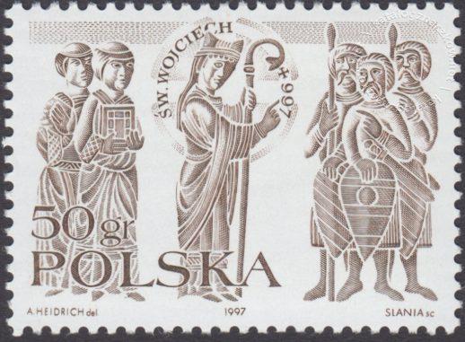 1000 rocznica śmierci św. Wojciecha - 3494