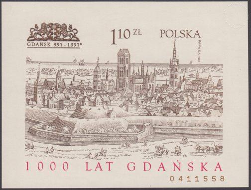 1000 lat Gdańska - Blok 115A