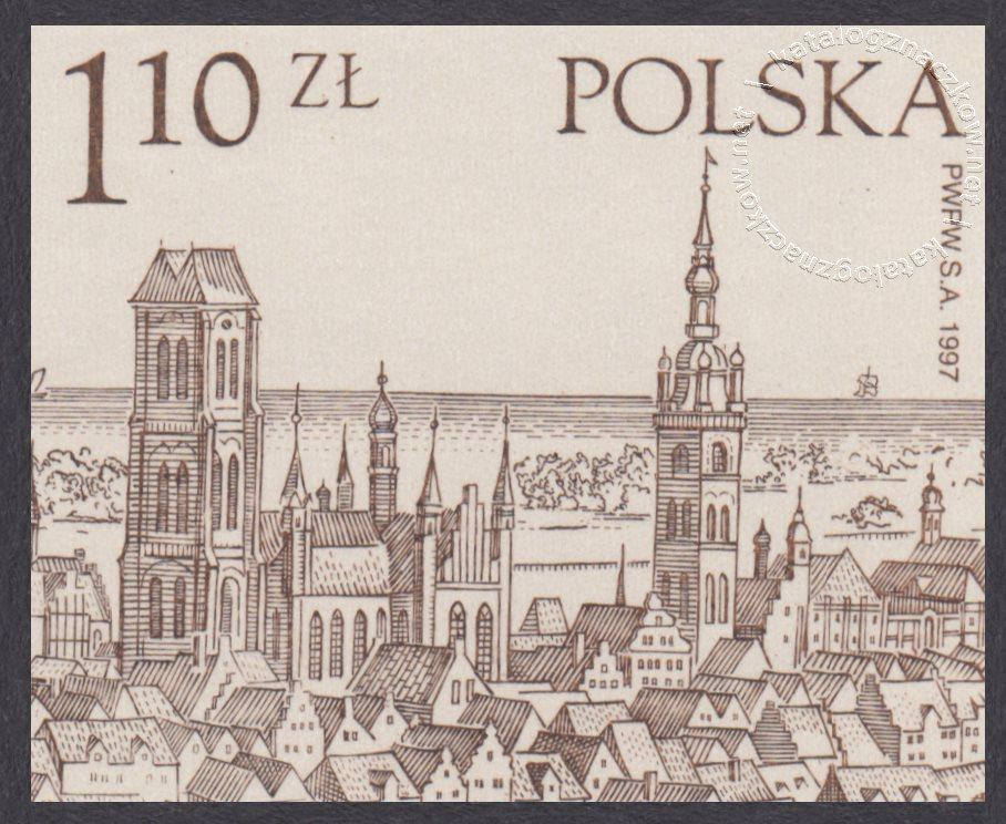 1000 lat Gdańska znaczek nr 3493A