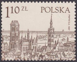 1000 lat Gdańska - 3493B