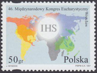 46 Międzynarodowy Kongres Eucharystyczny we Wrocławiu - 3501