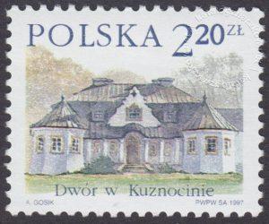 Dworki polskie - 3505