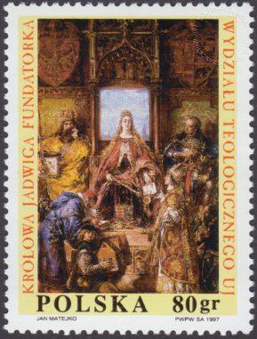600 rocznica Wydziału Teologicznego Uniwersytetu Jagiellońskiego - 3513