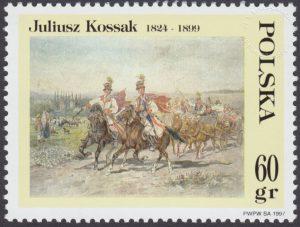 Malarstwo Juliusza Kossaka - 3515