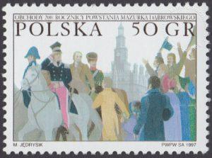 Obchody 200 rocznicy powstania Mazurka Dąbrowskiego - 3518