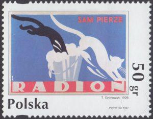 Plakat polski - 3530