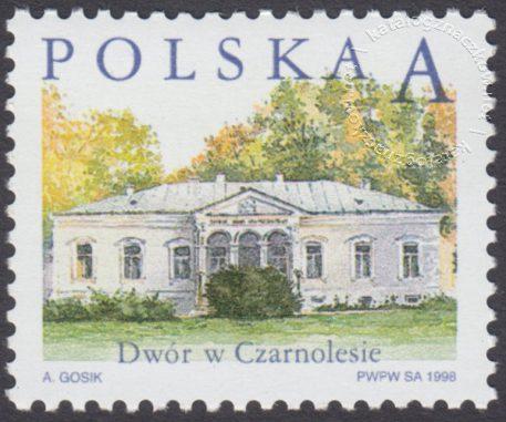 Dworki polskie - 3545