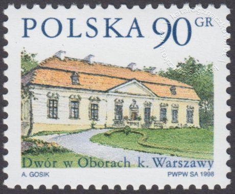 Dworki polskie - 3549