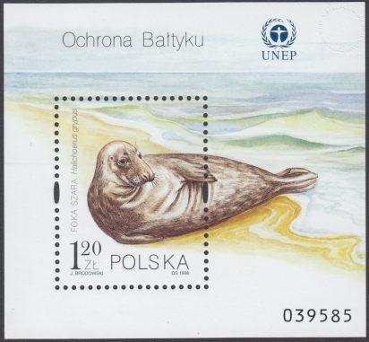 Ochrona Bałtyku - Blok 118