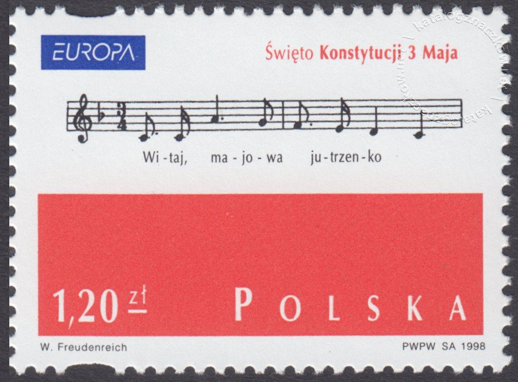 Europa – CEPT znaczek nr 3567