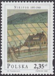 Malarstwo Nikifora - 3572