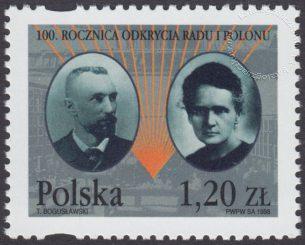 100 rocznica odkrycia radu i polonu - 3578