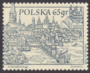 XVII Zjazd Polskiego Związku Filatelistów - 3577B