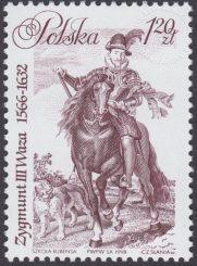 Zygmunt III Waza - 3582