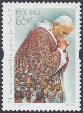 20 rocznica pontyfikatu Papieża Jana Pawła II - 3584