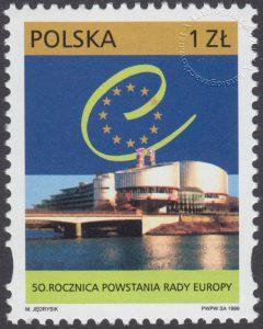 50 rocznica powstania Rady Europy - 3614