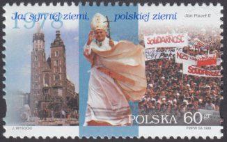 VI wizyta Papieża Jana Pawła II w Polsce - 3620