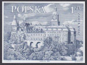 XVIII Ogólnopolska Wystawa Filatelistyczna Wałbrzych 99 - 3638A
