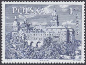 XVIII Ogólnopolska Wystawa Filatelistyczna Wałbrzych 99 - 3638B