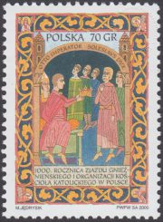 1000 rocznica zjazdu gnieźnieńskiego i organizacji kościoła katolickiego w Polsce - 3660