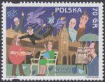 Kraków - Europejskie Miasto Kultury roku 2000 - 3677