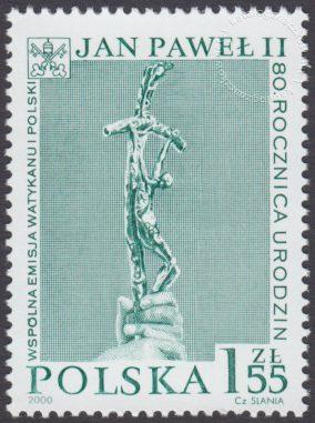 80 rocznica urodzin Papieża Jana Pawła II - 3684