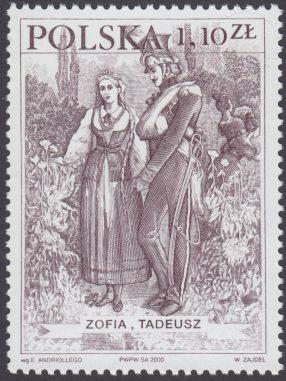 Bohaterowie Pana Tadeusza - 3694