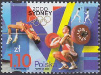 Igrzyska XXVII Olimpiady Sydney 2000 - 3708