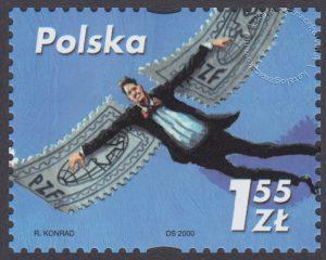50-lecie Polskiego Związku Filatelistów - 3714