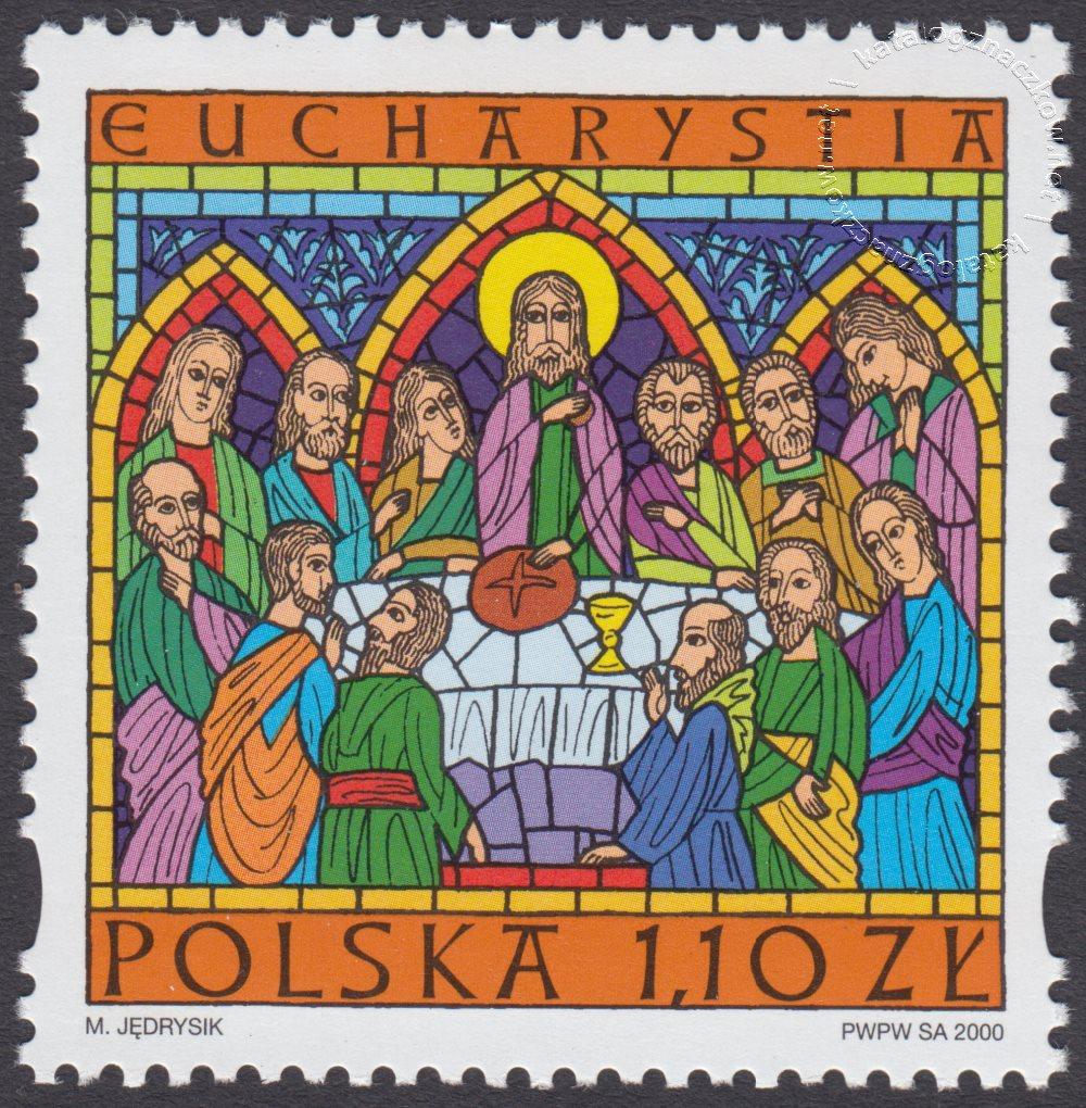 Boże Narodzenie znaczek nr 3723