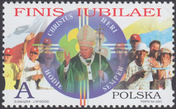 Zakończenie obchodów Wielkiego Jubileuszu Roku 2000 - 3727