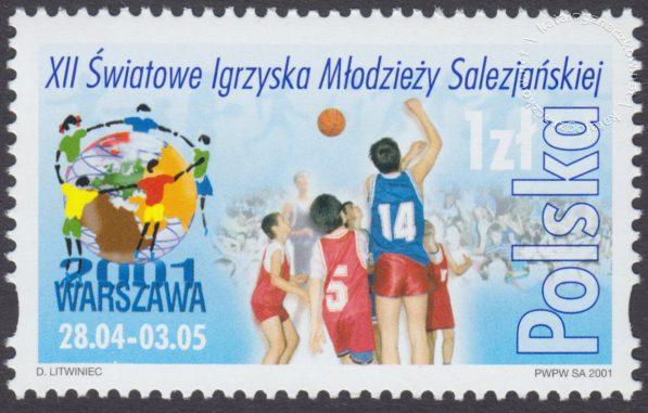 XII Światowe Igrzyska Młodzieży Salezjańskiej - 3735