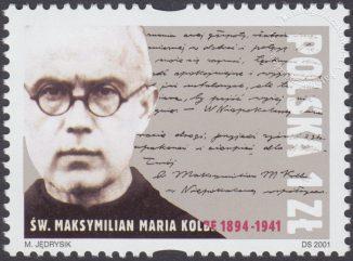60 rocznica śmierci św. Maksymiliana Marii Kolbego - 3754