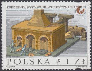 Europejska Wystawa Filatelistyczna - EuroCuprum 2001 - 3759
