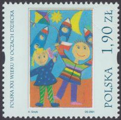 Polska XXI wieku w oczach dziecka - 3772