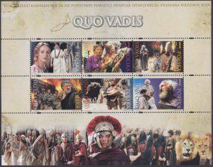 Quo Vadis ark. 3763-3768