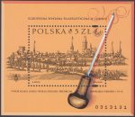 Europejska Wystawa Filatelistyczna - EuroCuprum 2001 - Blok 130B