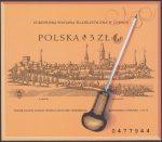 Europejska Wystawa Filatelistyczna - EuroCuprum 2001 - Blok 130A