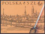 Europejska Wystawa Filatelistyczna - EuroCuprum 2001 - 3762A