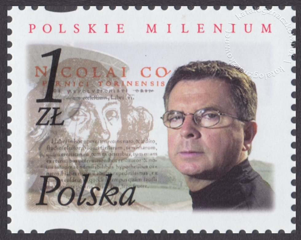 Polskie Millenium znaczek nr 3786