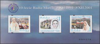 10-lecie Powstania Radia Maryja - Blok 132