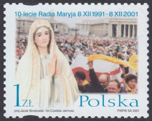 10-lecie Powstania Radia Maryja - 3799