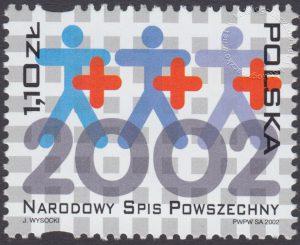 Narodowy Spis Powszechny - 3819
