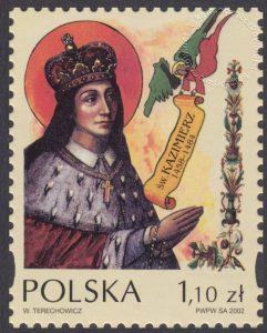 Święci polscy i europejscy - 3858