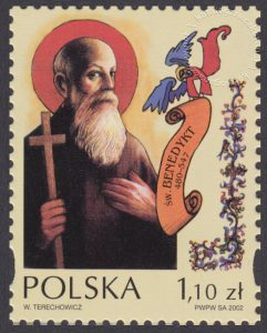 Święci polscy i europejscy - 3860