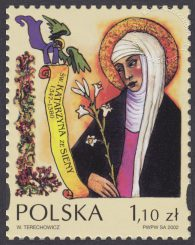 Święci polscy i europejscy - 3862