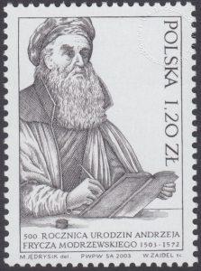 500 rocznica urodzin Andrzeja Frycza Modrzewskiego - 3895
