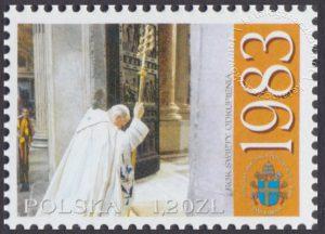 25 rocznica pontyfikatu Ojca Świętego Jana Pawła II - 3873