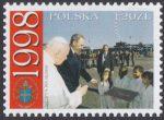 25 rocznica pontyfikatu Ojca Świętego Jana Pawła II - 3888