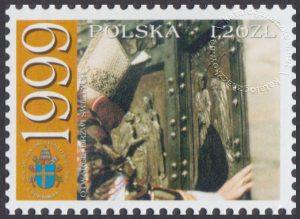 25 rocznica pontyfikatu Ojca Świętego Jana Pawła II - 3889